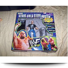 Stone Cold Steve Austin Figure Set