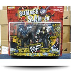 Summer Slam 99 2 Tuff 5 Visceraundertaker