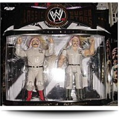 Wwf Collector Series 2 Pack Limited Edition
