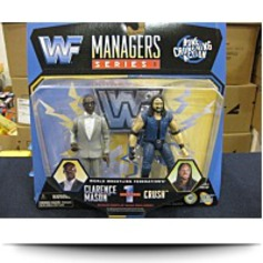 Wwf Managers Series 1 Clarence Masoncrush