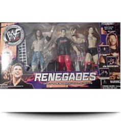 Wwf Renegades Box Set Raven
