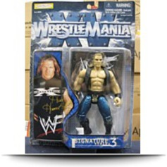 Wwf Wrestle Mania Xv Signature Series