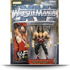 Wwf Wrestle Mania Xv Superstars Series