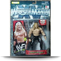 Wwf Wrestlemania Xv Superstars Series