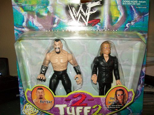 Wwf 2 Tuff 2 Kurrgan And The Jackyl