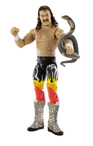 Wwe Legends Jake The Snake Roberts Collector