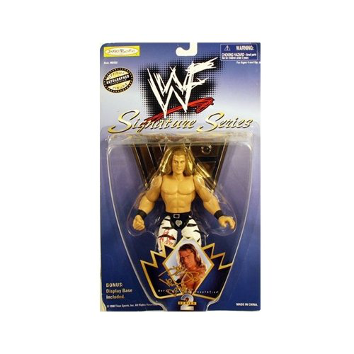Wwf Signature Series (series 2) Shawn Michaels By Jakks Pacific 1997