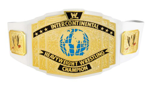 Wwe Intercontinental Championship Title