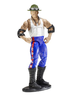 Wwe Legends Sgt Slaughter Collector